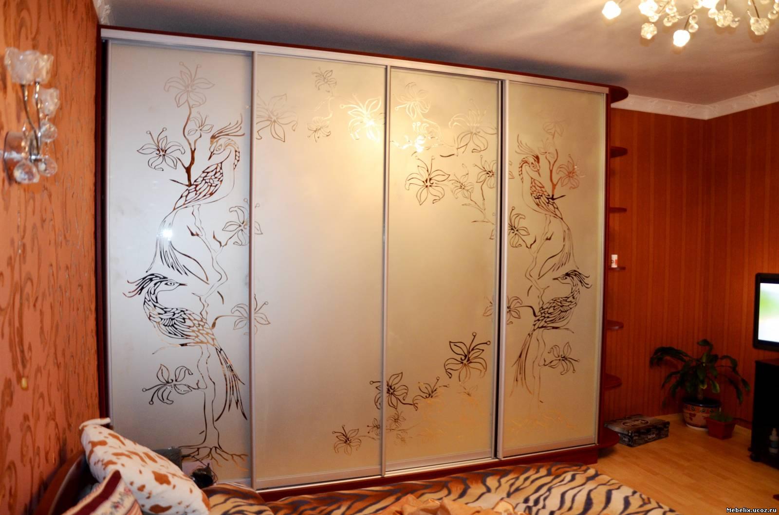 Шкафы-купе,прихожие,кровати на заказ - фотоальбомы - mebelix.